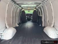 2012 Chevy Express 3500 Extended Cargo Van-