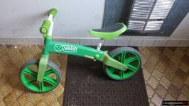 Y Velo Junior Toddler Bike   Balance Bike
