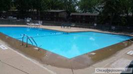 Very clean, available July 1, swimming pool, 2 parking spots