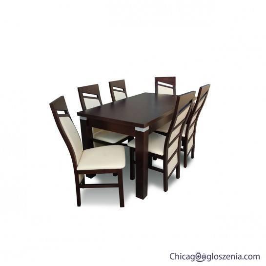 Stol Rozkladany Z Krzeslami Dla 6 Osob Promocyjne Ceny Ogłoszenia
