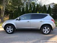 2005 Nissan Murano ONE OWNER