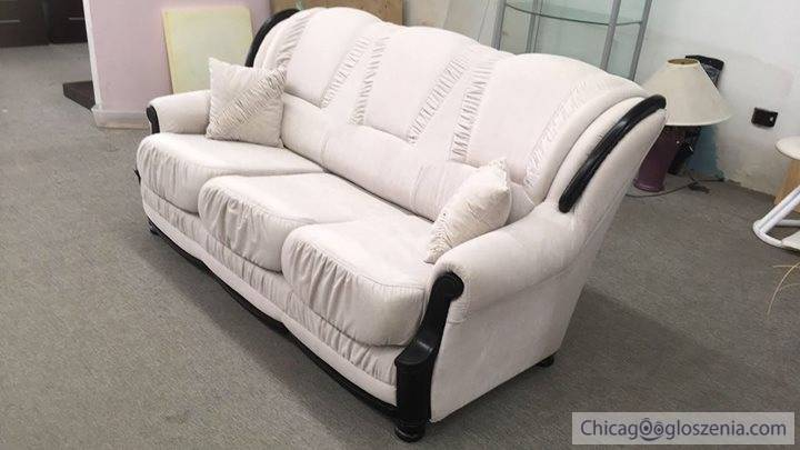 European Sleeper Sofa Chicago Baci Living Room