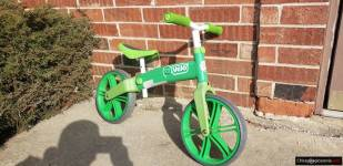 Yvolution Y Velo Single Wheel Balance Bike